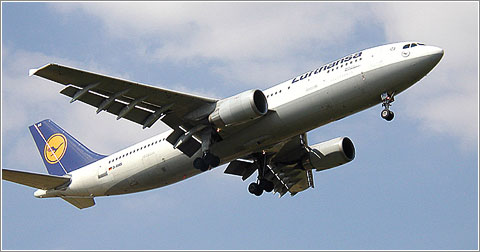 Airbus A300 Recycling