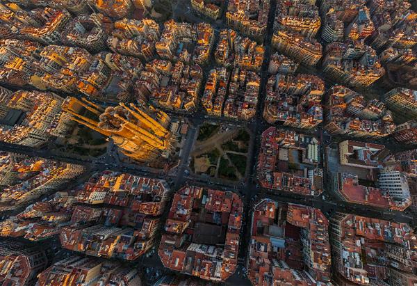 Airpano-Barcelona