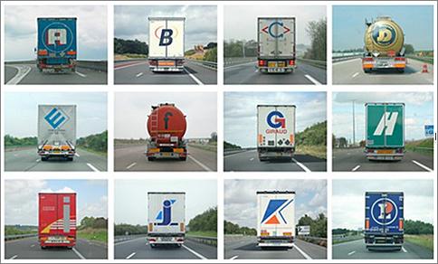 Alfabeto-Camiones