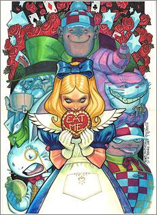 Alice by JuvaunKirby