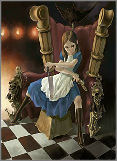 Alice by Mootan