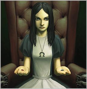 Alicia vs The Matrix, de Ken Wong