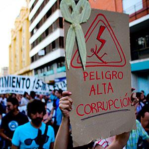 Foto: Alta Corrupción (CC) Carlos Daniel Gomero Correa @ Flickr