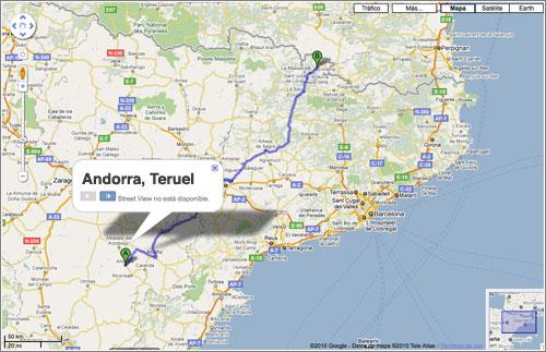 Andorra-Teruel