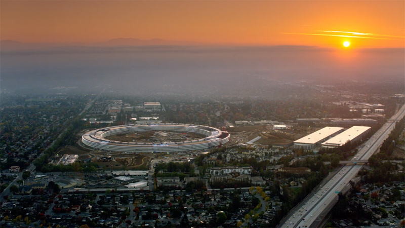 Apple park campus cupertino
