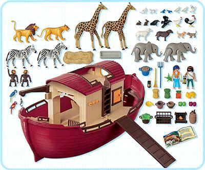 Arca Noe Playmobil