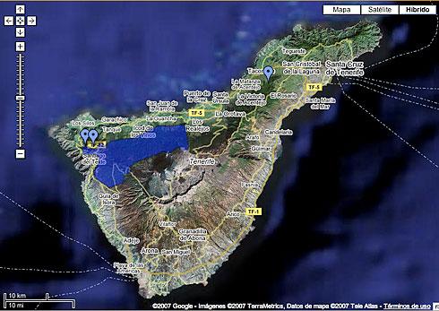 Arde Tenerife