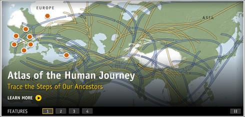 Atlas del Proyecto Genográfico