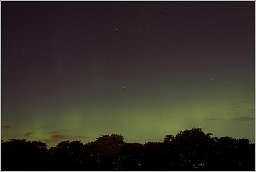 Aurora-Escocia