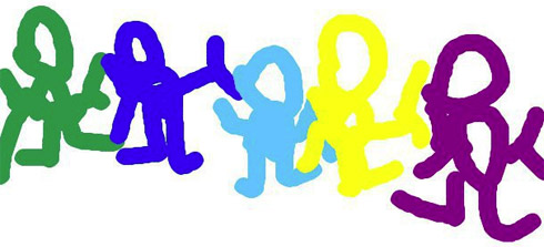 Dibujo de Iker