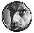 M.C. Escher, autoretrato