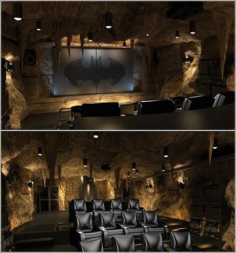 Salas De Cine En Casa: Microsiervos (MundoReal™