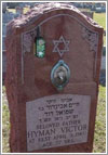 Avances en Lapidas de Cementerios