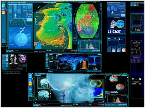 Los diseños conceptuales de Avatar (C) Ben Procter
