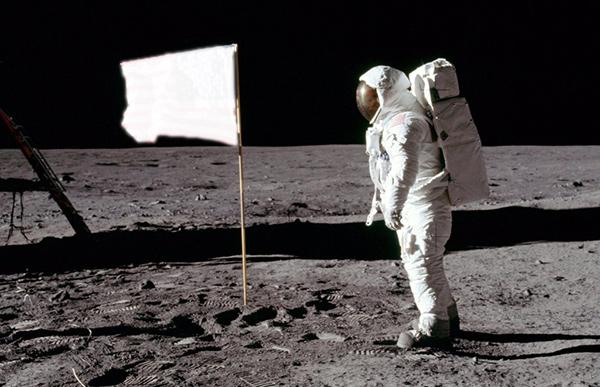 Bandera luna dramatizacion eh
