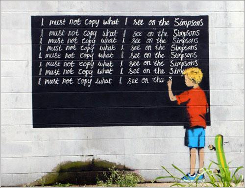 Banksy-Humor