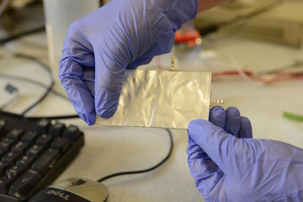 Bateria Aluminio - Universidad Stanford