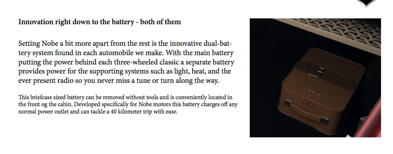 Bateria auxiliar que mola todo