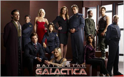 Battlestar Galactica, temporada 4,5