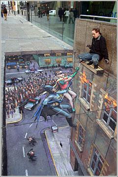 Beeber: Batman