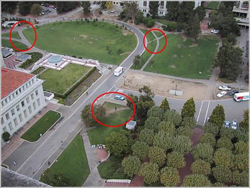 Berkeley-Paths