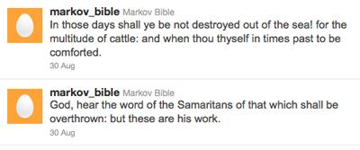 Biblia-Markov