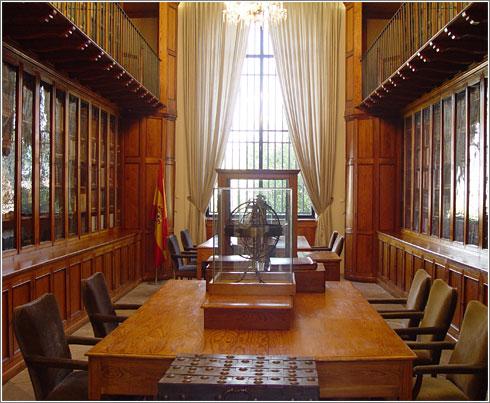 La Biblioteca de Astronomia