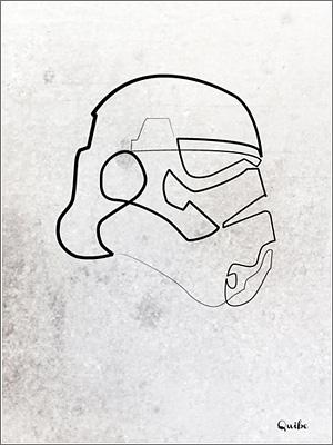 Dibujos Geeks Trazados Con Una única Línea Microsiervos