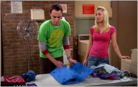 Big Bang Theory -The Bad Fish Paradigm
