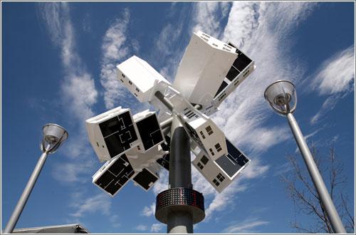 Big Bang, la «torre del reloj» de Douglas Coupland / Coupland.com