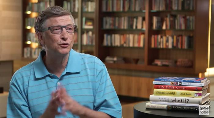 Bill Gates — Lectura de verano
