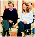 Bill y Melinda