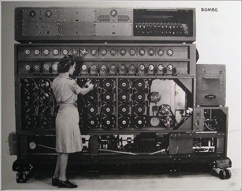 Fotos del Museo Criptológico Nacional de EE.UU.