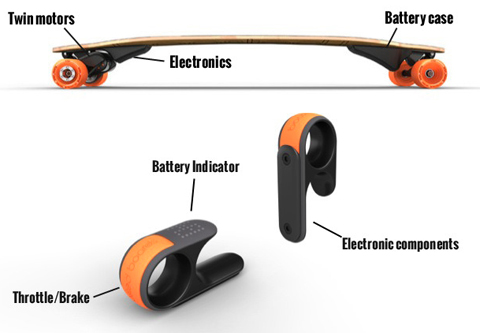 Boosted-Boards-Tech