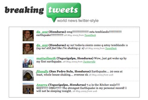 Breaking-Tweets