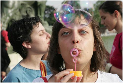 Bubble Mob: fotos (CC) pixelydixel