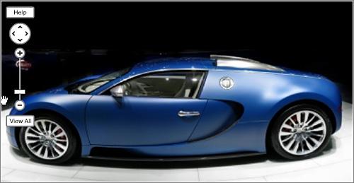 Bugatti Gigapanl