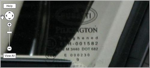 Bugatti Gigapan