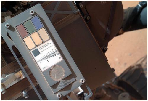 Foto: Curiosity (DP) NASA / JPL