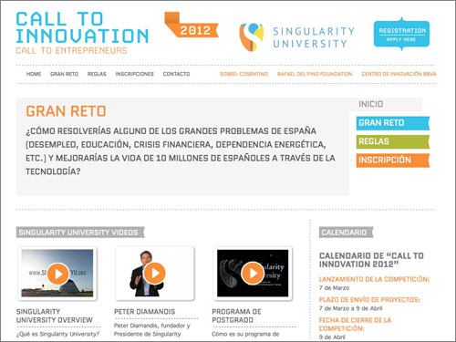 Calltoinnovation