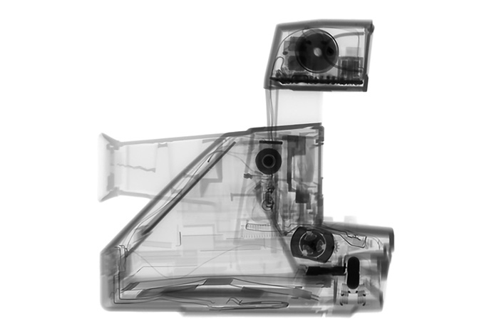 Camaras fotos expuestas rayos x