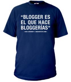 Camiseta-Blogger