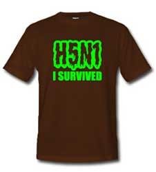 H5N1: ¡Sobreviví!