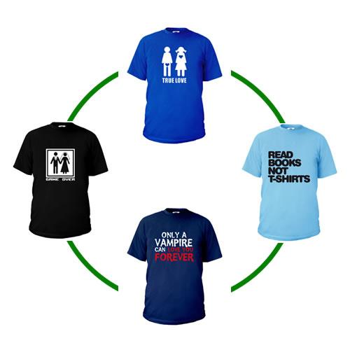 El ciclo de vida de las camisetas / MakeMeMinimal