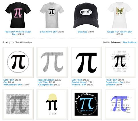 Camisetas-Pi