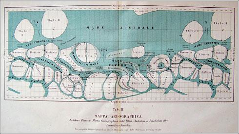 Canales-Marcianos-Mapas
