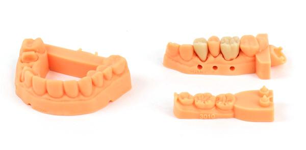 Carbon3D -- piezas dentales impresas en 3D