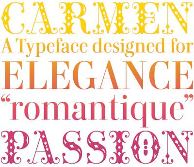 Carmen / by Typerepublic