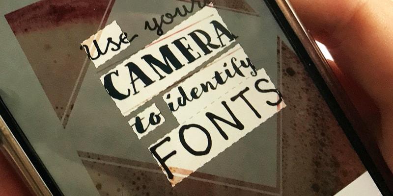La app móvil WhatTheFont es «el Shazam» de fuentes tipográficas