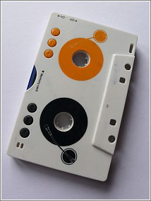 Cassette + MP3